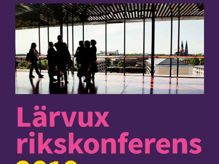 Lärvux rikskonferens 2019