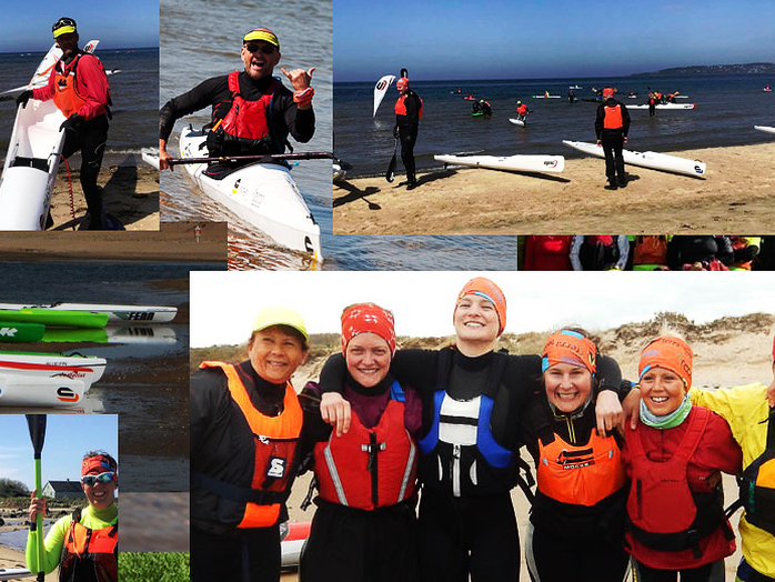 Surfski Spring Camp 2019