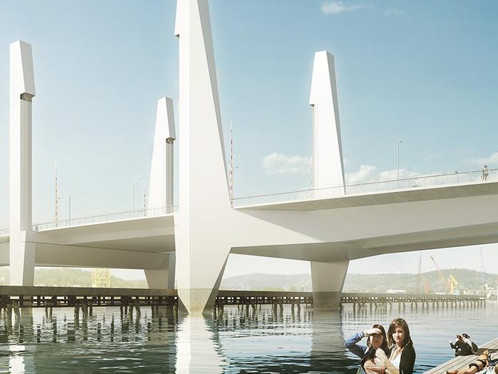 Hisingsbron - ett nytt landmärke i Göteborg