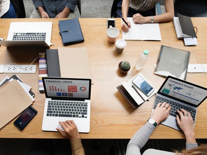 Skapa affärsnytta med digitalisering