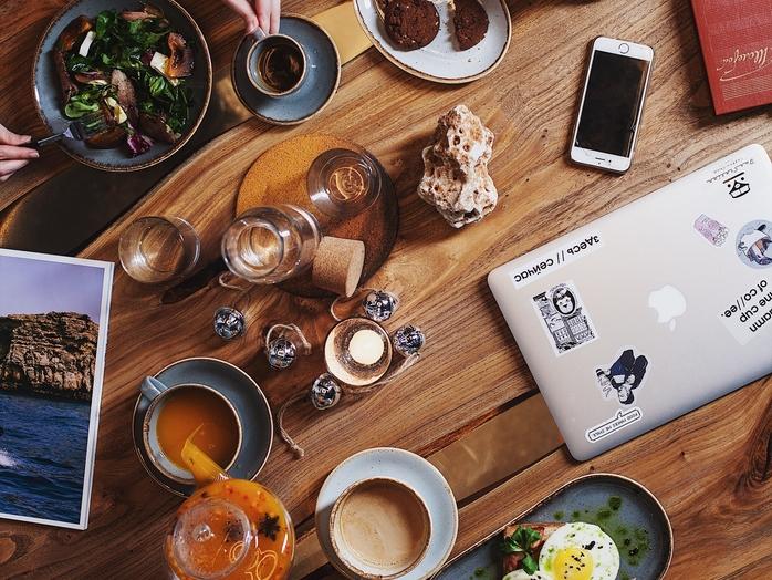 Digital frukost: Ekonomichefer emellan