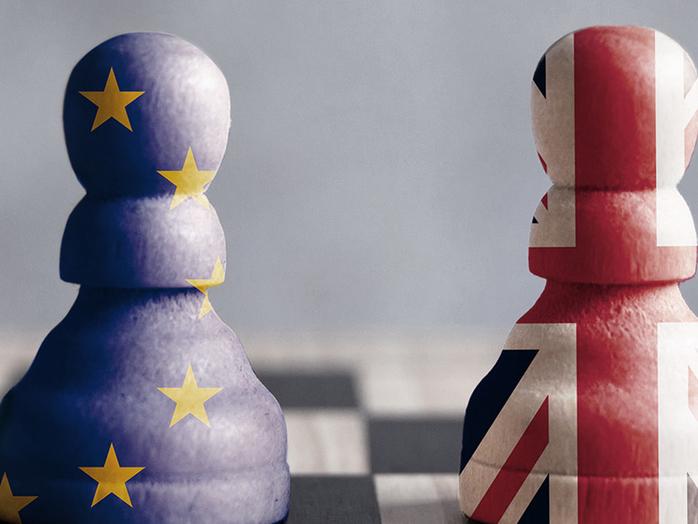 Handel med UK efter Brexit