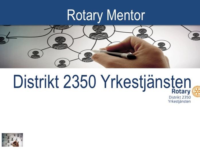 Rotary Mentor 2019-11-12