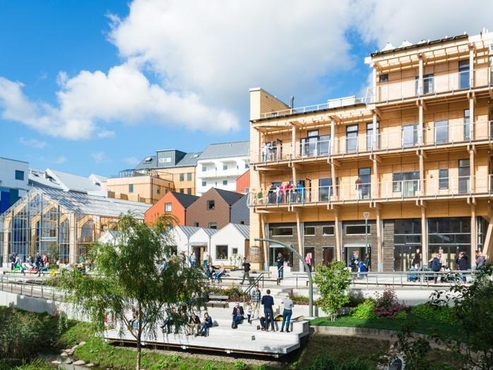 Boende i centrum för smarta städers värdenätverk - Innovationsveckan