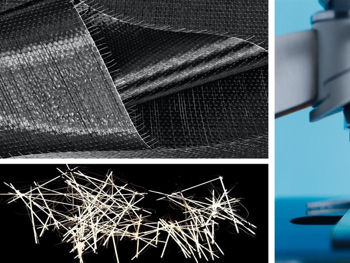 Möjligheter med framtidens material