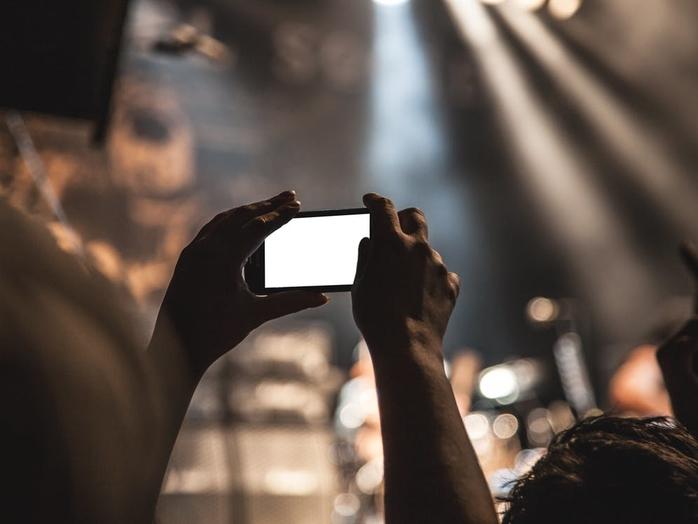 Film i Sociala Medier