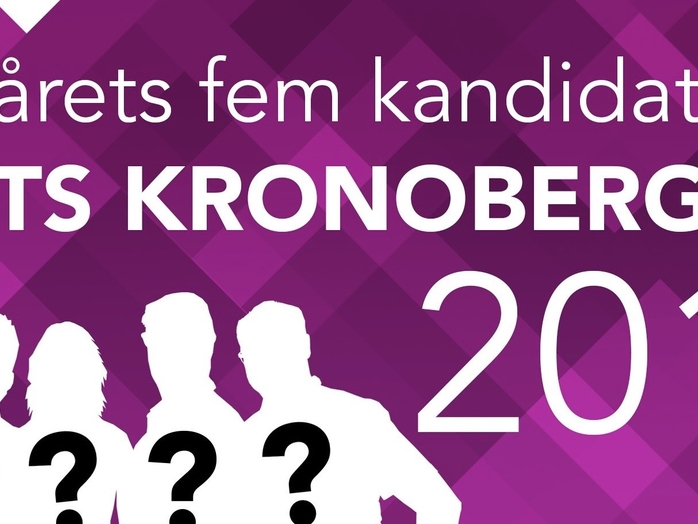 Möt finalisterna i Årets Kronobergare