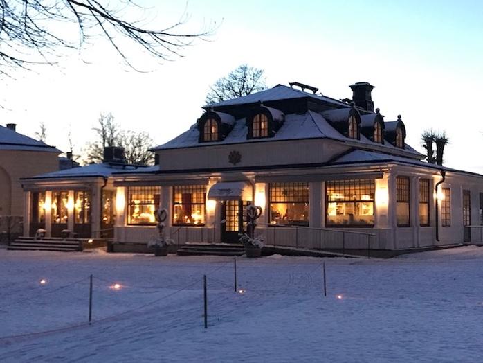 Bubbelprovning på Drottningholm