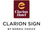 Clarion Sign